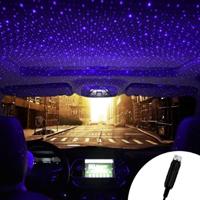 Миниатюрный светодиодный ночник на крышу автомобиля алиэкспресс
