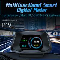 Автомобильная, цифровая видео-панель приборов на алиэкспресс