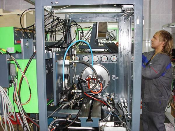 Диагностика дизельных двигателей  компьютер-сканер вам в помощь с фото