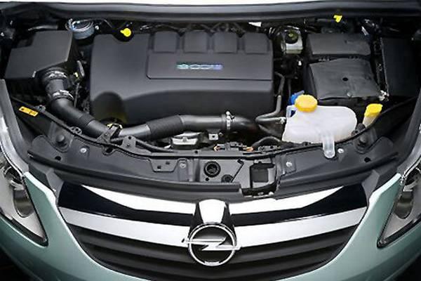 Двигатели, устанавливаемые на автомобиль Opel Corsa D с фото
