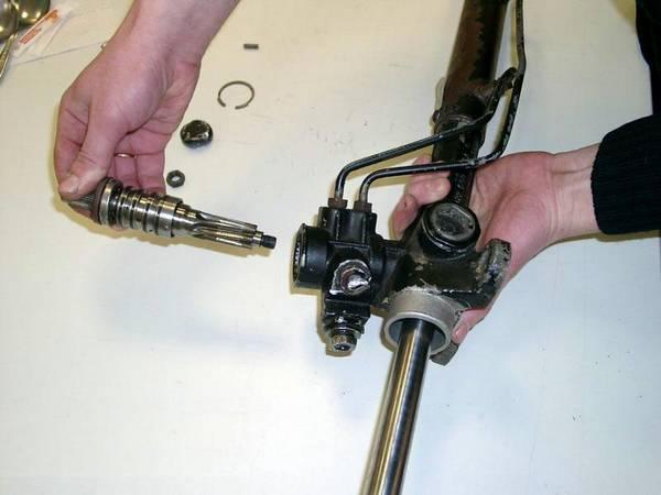 Ремонт рулевого управления  залог безопасной езды