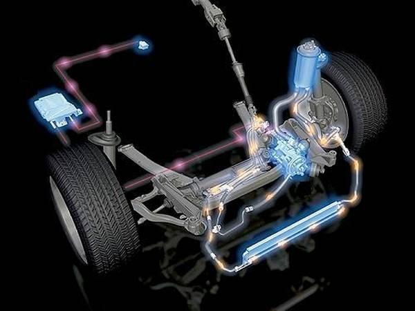 Ремонт рулевого управления  залог безопасной езды с фото