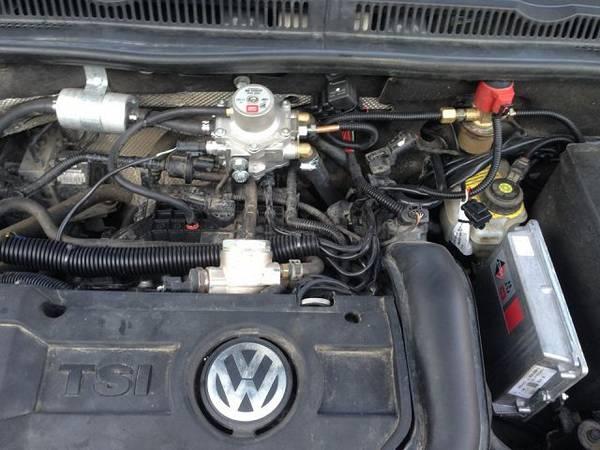 Гбо на турбированный двигатель автомобиля с фото