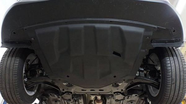 Надежная защита поддона картера двигателя с фото