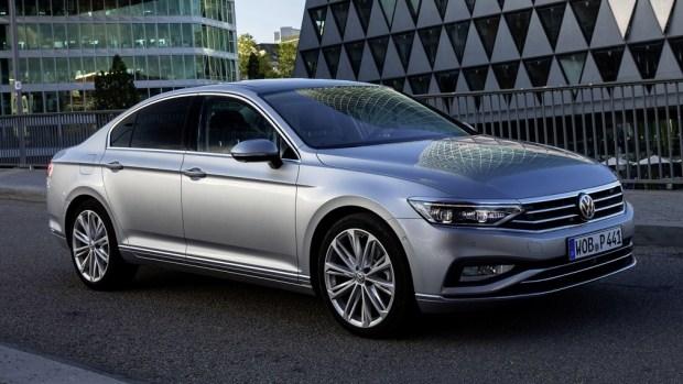 Актуальный Volkswagen Passat для России и Европы