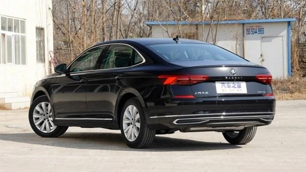 Новый Volkswagen Passat для Китая