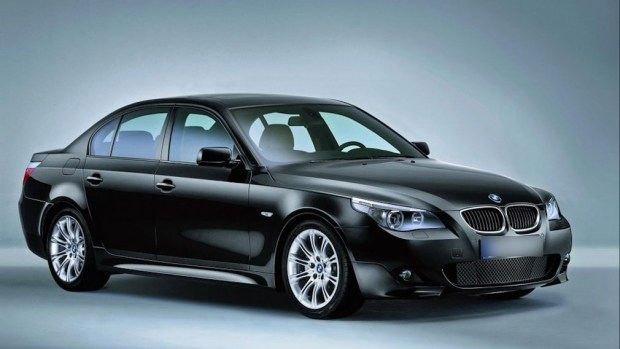 Стандартный внешний вид BMW 5-Series E60