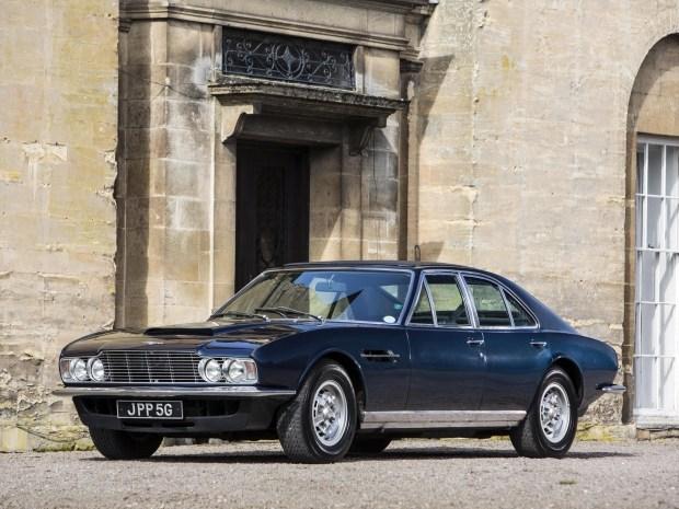 Aston Martin Lagonda Series 1