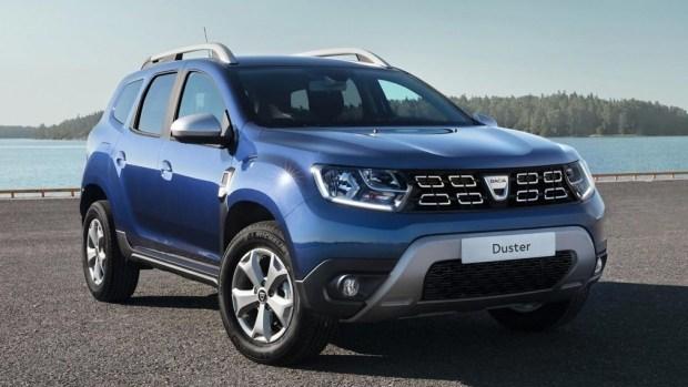 актуальны Dacia Duster