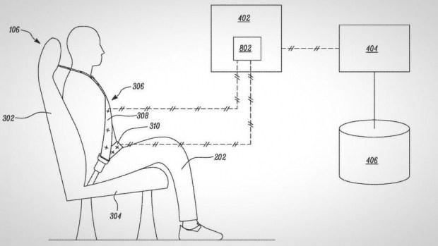 Improper seatbelt usage detection