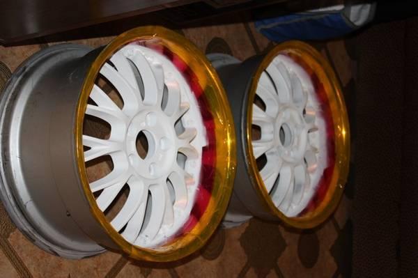 Покраска дисков из баллончика своими руками Пошагово с комментарием каждого шага с фото