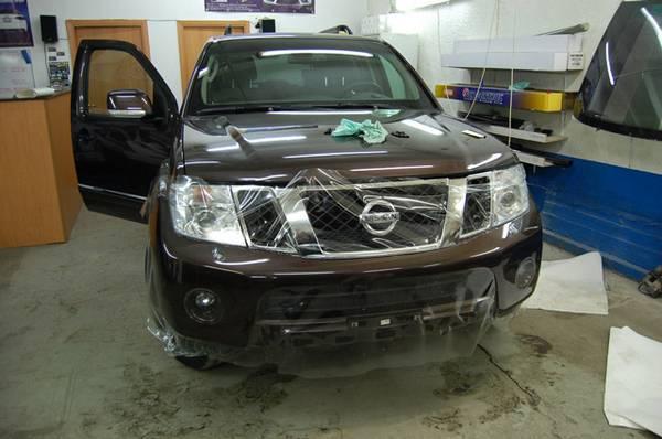 Для чего нужна специальная защитная плёнка на автомобиль с фото